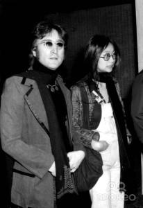 John Lennon és May Pang, 1974