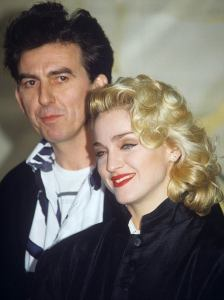 George Harrison & Madonna