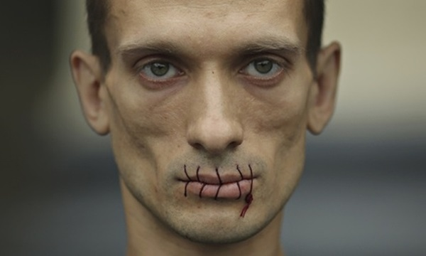 Pjotr Pavlenszkij: Varrat, 2012 (fotó: Reuters)