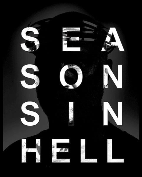 Kendell Geers: SeaSonSinHell (fotó: acbgaleria.hu)
