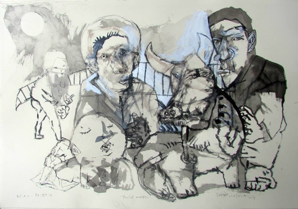 Sergio Moscona: Toros (Bikák)