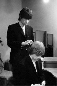 Keith Richards és Biran Jones