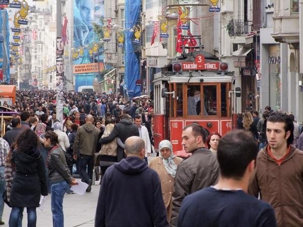 Konkoly-Thege György: Isztambul (fotó: Konkoly-Thege György via nol.hu)
