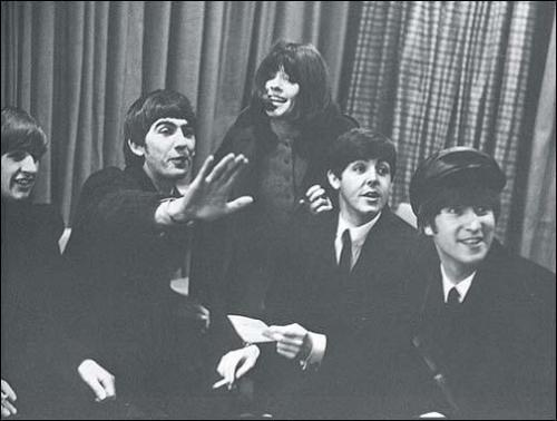 Maureen Cleave és a Beatles