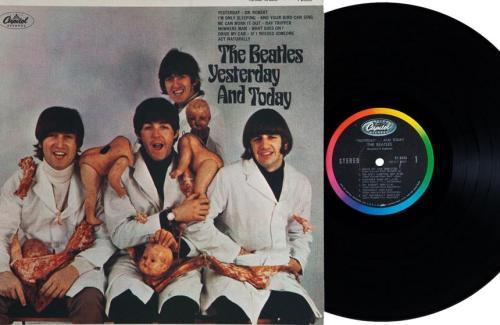 A visszavont lemez - Yesterday And Today