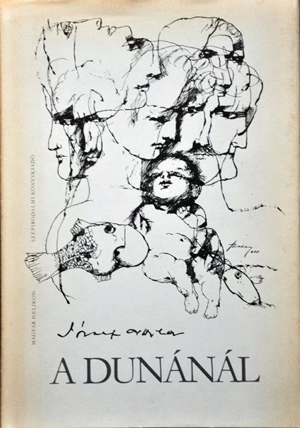 Szalay Lajos _József Attila a Dunánál