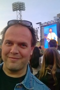 Benedek Szabolcs és Paul McCartney :)