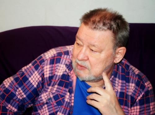 Birtalan Ferenc író, költő, 1945. július 25-én született Budapesten.