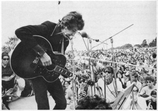 1965, Newport Folk Festival