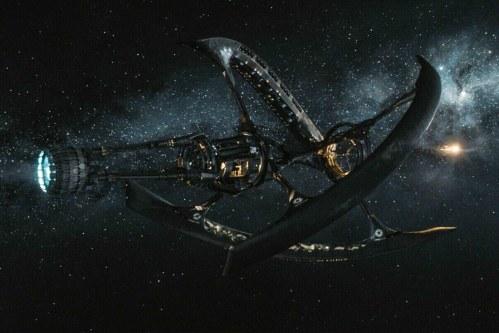 Az Avalon űrhajó
